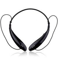 [poledit] 5ive Wireless Bluetooth Stereo Headset Neckband Headphone for Lg Samsung Iphone /9480206