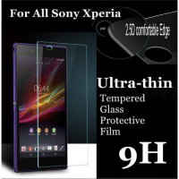[globalbuy] Front Screen Protector Tempered Glass for Sony Xperia M4 M5 E1 E4 T2 T3 C3 C4 /5018270