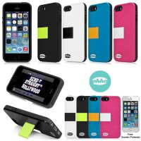 Ahha Archer Kickstand Case iPhone 5 - 5S - SE