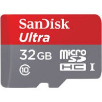 Micro SD SanDisk Class 10 32GB Ultra 32 GB SDHC Memory Card