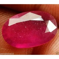 4.13 CT MOZAMBIQUE RUBY Natural GIE Certified BEST Quality AWESOME Gemstone