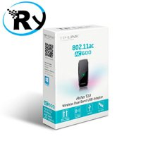 (Termurah) TP-Link Archer T2U AC600 Wireless Dual Band USB Adapter - Black