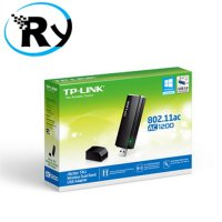(Termurah) TP-LinK Archer T4U AC1200 Wireless Dual Band USB Adapter