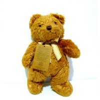 Boneka Teddy Bear Original Sashas And Company Original Model