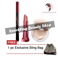 Maybelline Wing It All Package Line Of Drama - Gratis Exclusive Bag!