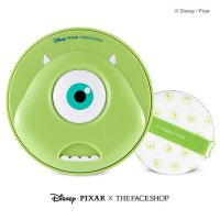 [The Face Shop] Disney CC Long Lasting Cushion SPF50+ PA+++ /Long-lasting /coverage for pores