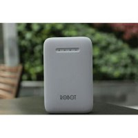 POWER BANK ROBOT RT 6800 .kapasitas 6600 MAH ORIGINAL