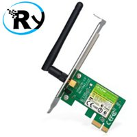(Termurah) TP-LINK Wireless PCI-E Network Adapter N150 - TL-WN781ND