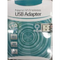 Mini USB Wireless Router Wifi Adapter 150Mbps SJ0041