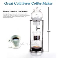 Cold Brew Ice Drip Coffee Maker Termurah02