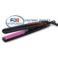 PHILIPS HP-8302 Hair Straightener - Hitam