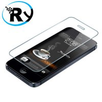 (Termurah) Taff 2.5D Tempered Glass Protection Screen 0.2mm for iPhone 5,5s,5c