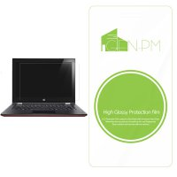 GENPM Hi Glossy lenovo ideaPad 100-15 laptop screen protector LCD guard Protection film