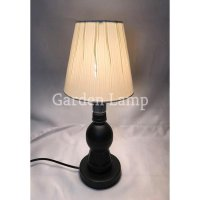 Lampu meja (LM GD 008) - CREAM + FREE LED