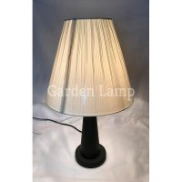 Lampu Meja (LM IK 007) - CREAM + FREE LED