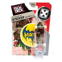 [poledit] Tech Deck TD Throwback Sticker Series 2 H Street Fingerboard 2/6/13555676