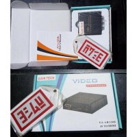 Netline Hd Video Converter Av-Rca To Hdmi Termurah02