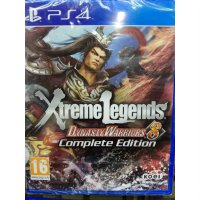 (Gold Product) Ps 4 Game Dinasty warior Extreme legend + Kabel usb