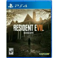 [Recommended] PS 4 Game Resident evil 7 + kabel usb