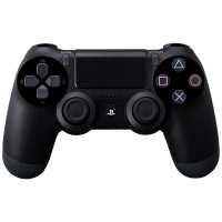 [Star Product] Dualshock 4 Wireless Controller (Joystick PS4) -- Black / Hitam