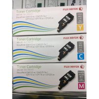 Fuji Xerox Toner cartridge (ct202265/67/69) magenta/yellow/cyan