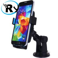 (Termurah) Lazy Tripod Car Mount Holder for Smartphone - WF-361 - Black
