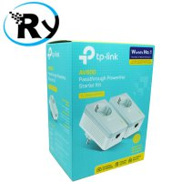 (Termurah) TP-Link TL-PA4010PKIT - AV500 Powerline Adapter with AC Pass Through