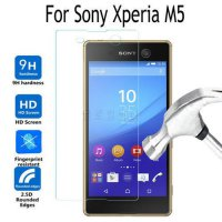 [globalbuy] For Sony Xperia M5 Tempered Glass Screen Protector Cover For Sony Xperia M 5 9/5348203