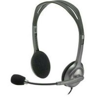 Logitech Stereo Headset H111 HargaPrommo02