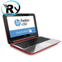 (Termurah) HP x360 TS11-n028TU Intel N2840 4GB 500GB Win 8 - Red
