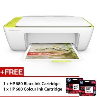 (Termurah) Printer HP Deskjet 2135 Ink Advantage - New Original Plus/Free Tinta
