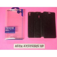Flipcover Lenovo A7000 Plus K3 Note 5.5 inchi Sarung Buku Leather Case