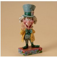 [Pepper shaker] [Jim SURE Korea] Mad Hatter (4023529) / Disney / Figure / Mickey Mouse / Tinkerbell / gift / anniversary / character / doll