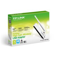 (Termurah) TP-Link 150Mbps High Gain Wireless USB Adapter TL-WN722N