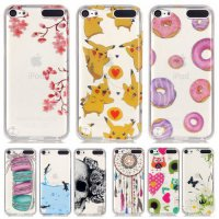 [globalbuy] Soft Silicone TPU Case sFor Coque Apple iPod Touch 5 touch 6 Back Cover For iP/5006640