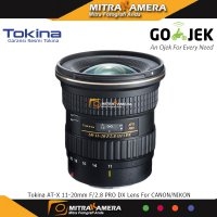 Tokina AT-X 11-20mm f/2.8 PRO DX For Canon/Nikon