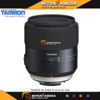 Tamron SP 45mm f/1.8 Di VC USD Lens for Nikon/Canon