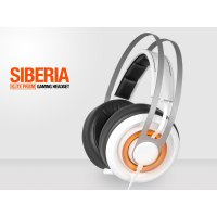 SteelSeries Siberia 350 (Black/White) headphone/headset