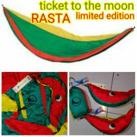 [Promo Gajian] hammock ticket to the moon RASTA