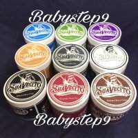 Pomade suavecito color / colouring wax clay + free sisir hitam