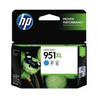 HP 951XL High Yield Cyan Original Ink Cartridge