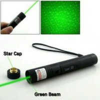 Green 10.000mw Laser Pointer Recharge