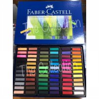 ATK0339FC 72 warna soft pastel faber 128272 castell clay colour color