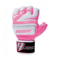 REVGEAR DELUXE PRO MMA GLOVES PINK SARUNG TINJU MMA BODY COMBAT