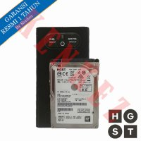 (Promo) Hitachi Uniq Harddisk Eksternal 500GB 7200rpm 2.5' USB2.0 by HGST