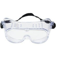 3M Safety Impact Goggle 332 Clear Lens Kaca Mata Safety Termurah Promo A03