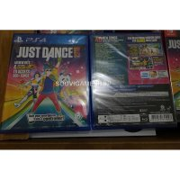 [Best Seller] PALING MURAH !! PS4 JUST DANCE 2018 REG 3 ASIA ENGLISH