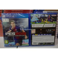(Limited Offer) PS4 PES 2018 REG 2 ENGLISH