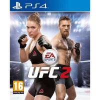 [High Quality] PS4 EA SPORTS UFC 2 REG 3 ASIA ENGLISH