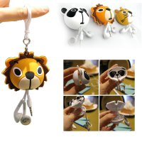 CUTE SILICON EARPHONE CASE MOMODIZ